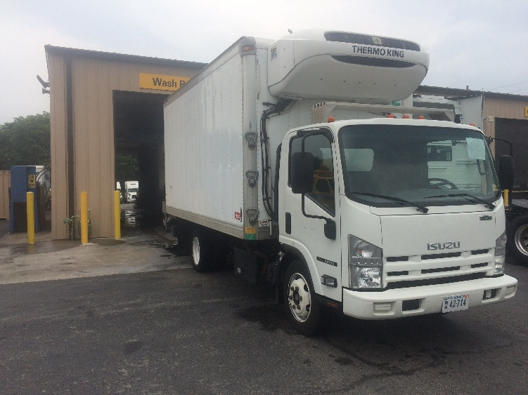 Reefer Truck-Light and Medium Duty Trucks-Isuzu-2014-NRR-SALEM-VA-96,958 miles-$41,250