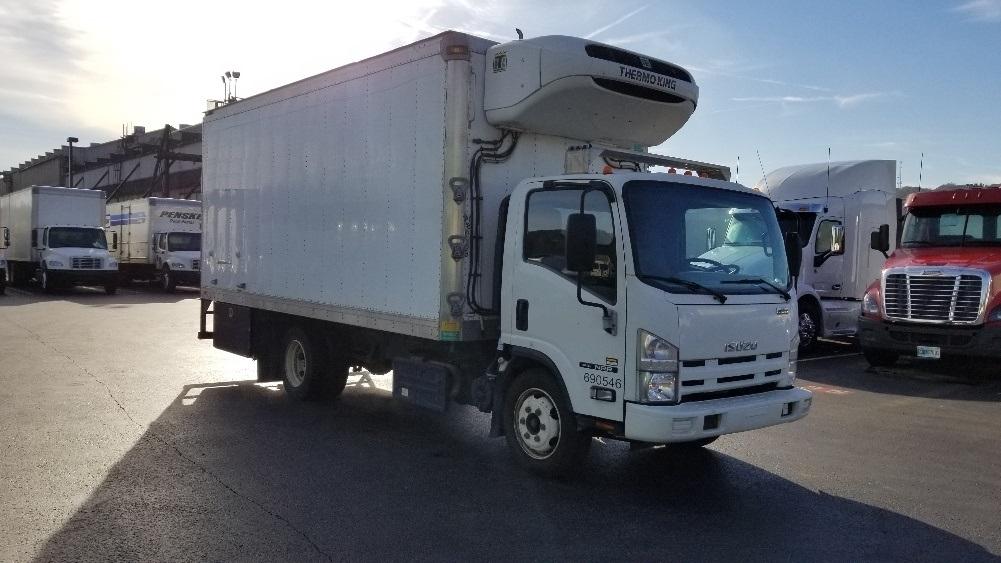 Reefer Truck-Light and Medium Duty Trucks-Isuzu-2014-NRR-PITTSBURGH-PA-112,342 miles-$41,000