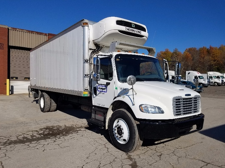 Reefer Truck-Specialized Equipment-Freightliner-2014-M2-YOUNGSTOWN-OH-51,159 miles-$60,500