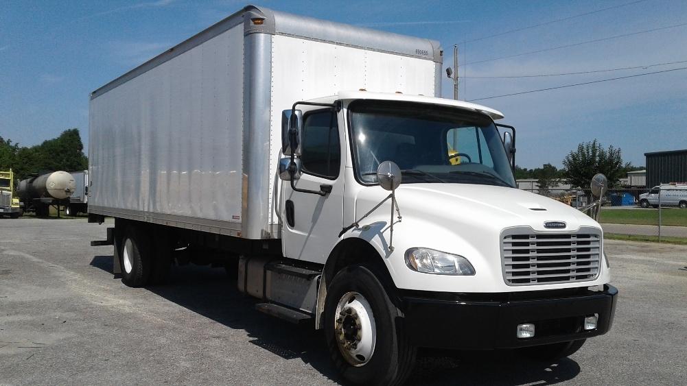 Medium Duty Box Truck-Light and Medium Duty Trucks-Freightliner-2014-M2-MOBILE-AL-142,326 miles-$45,500