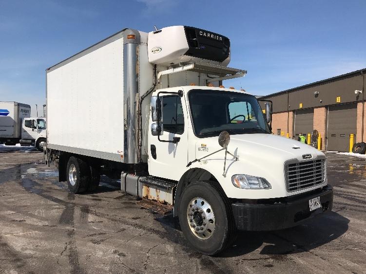 Reefer Truck-Light and Medium Duty Trucks-Freightliner-2014-M2-MISSISSAUGA-ON-203,688 km-$54,000