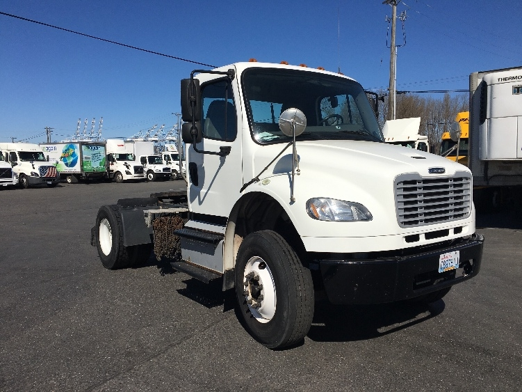 Day Cab Tractor-Heavy Duty Tractors-Freightliner-2014-M2-TACOMA-WA-142,929 miles-$37,250