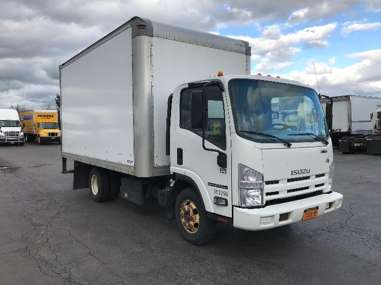 Medium Duty Box Truck-Light and Medium Duty Trucks-Isuzu-2014-NPR-ROCHESTER-NY-155,670 miles-$20,000