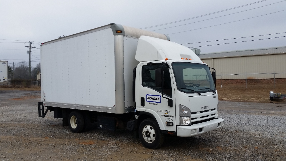 Medium Duty Box Truck-Light and Medium Duty Trucks-Isuzu-2014-NPR-RICHLAND-MS-28,011 miles-$35,000