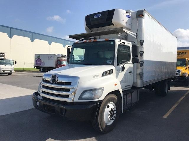Reefer Truck-Light and Medium Duty Trucks-Hino-2014-268-HAMMOND-LA-183,934 miles-$50,000