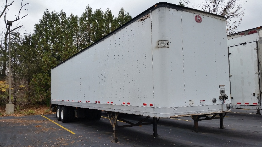 Dry Van Trailer-Semi Trailers-Great Dane-2008-Trailer-FRAMINGHAM-MA-312,540 miles-$17,000