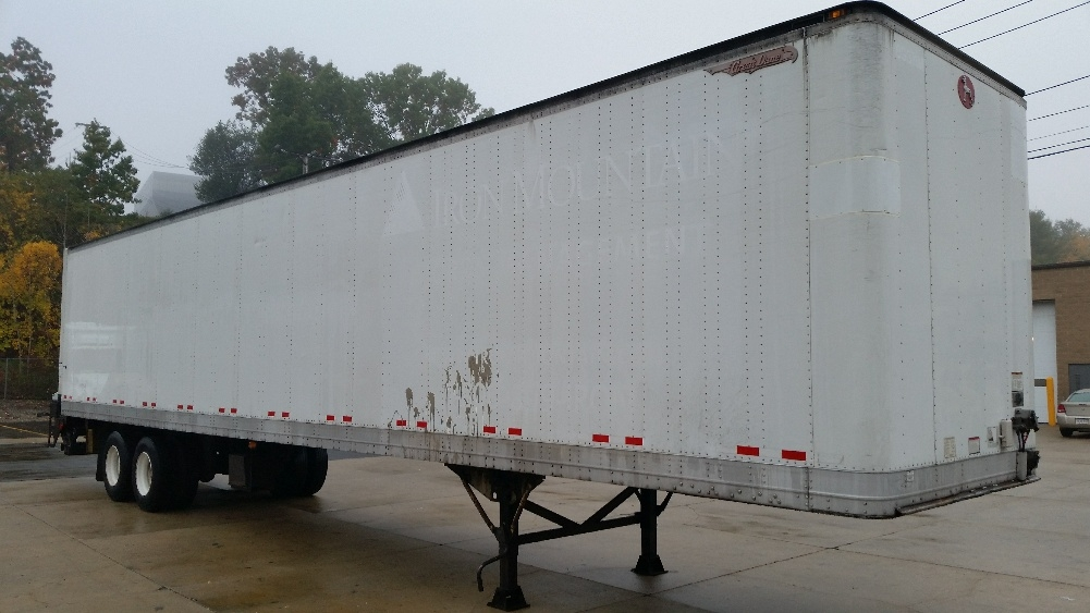 Dry Van Trailer-Semi Trailers-Great Dane-2008-Trailer-FRAMINGHAM-MA-288,912 miles-$17,000
