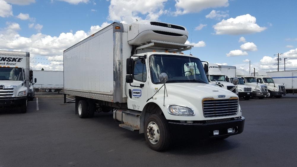 Reefer Truck-Light and Medium Duty Trucks-Freightliner-2014-M2-SPOKANE VALLEY-WA-233,553 miles-$36,000