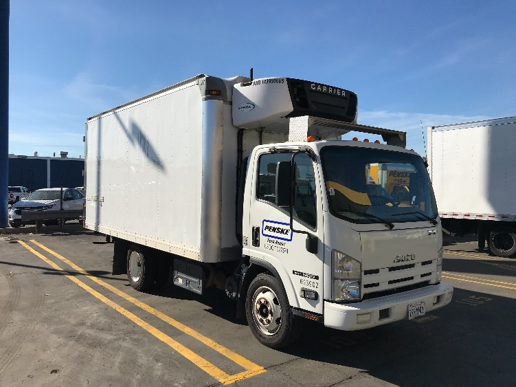 Reefer Truck-Light and Medium Duty Trucks-Isuzu-2014-NQR-TORRANCE-CA-103,962 miles-$39,000