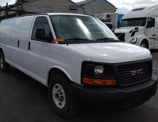 Cargo Van (Panel Van)-Light and Medium Duty Trucks-GMC-2014-Savana G33705-PITTSBURGH-PA-107,420 miles-$17,500