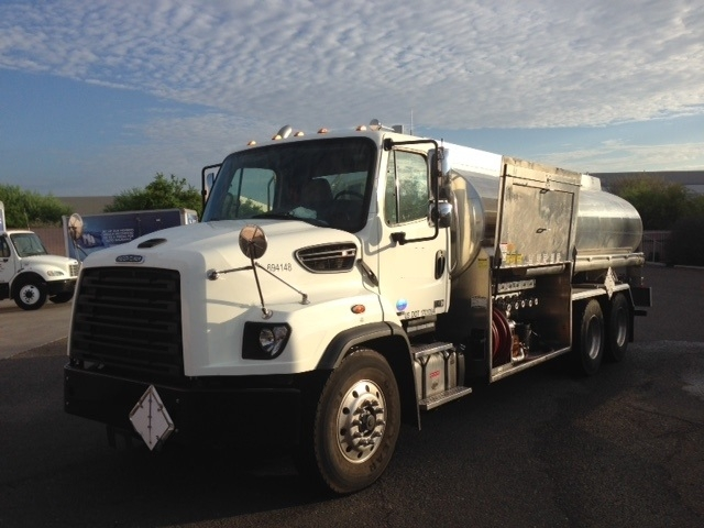 Tanker Truck-Specialized Equipment-Freightliner-2015-114SD-PHOENIX-AZ-42,566 miles-$155,750