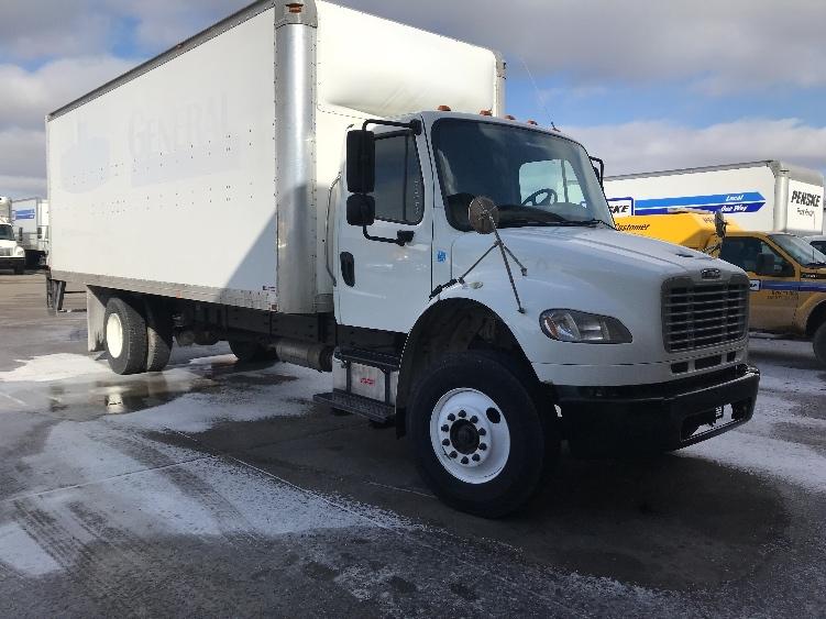 Medium Duty Box Truck-Light and Medium Duty Trucks-Freightliner-2014-M2-WICHITA-KS-340,422 miles-$21,500