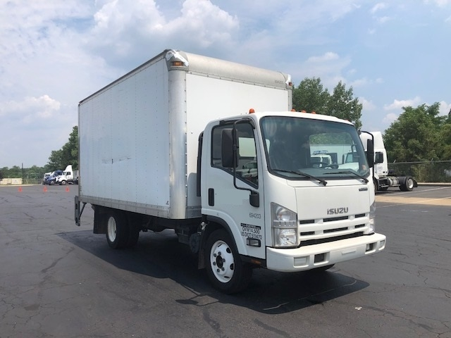Medium Duty Box Truck-Light and Medium Duty Trucks-Isuzu-2014-NPR EFI-BENSALEM-PA-98,987 miles-$33,000