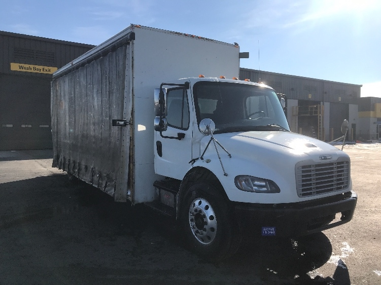 Glass Truck-Specialized Equipment-Freightliner-2014-M2-DENVER-CO-248,066 miles-$27,750