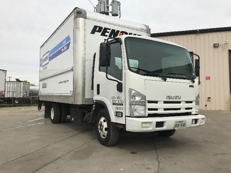 Medium Duty Box Truck-Light and Medium Duty Trucks-Isuzu-2015-NPR-DALLAS-TX-106,058 miles-$30,500