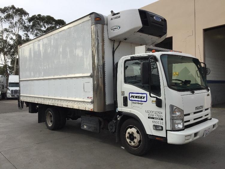 Reefer Truck-Light and Medium Duty Trucks-Isuzu-2015-NQR-TORRANCE-CA-131,670 miles-$50,000