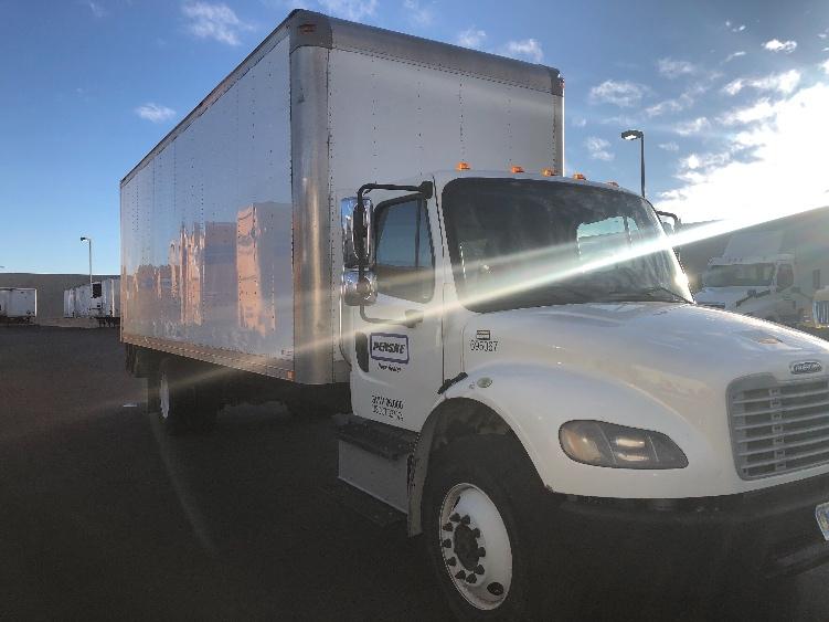 Medium Duty Box Truck-Light and Medium Duty Trucks-Freightliner-2014-M2-LAS VEGAS-NV-127,576 miles-$50,250