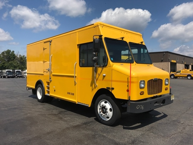 Walkin Van-Light and Medium Duty Trucks-Freightliner-2014-MT55-PARSIPPANY-NJ-98,814 miles-$46,500
