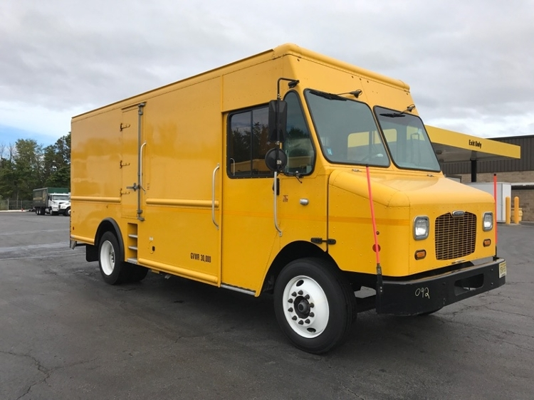 Walkin Van-Light and Medium Duty Trucks-Freightliner-2014-MT55-PARSIPPANY-NJ-112,074 miles-$44,000