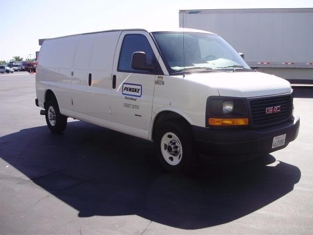 Cargo Van (Panel Van)-Light and Medium Duty Trucks-GMC-2014-Savana G33705-TORRANCE-CA-72,847 miles-$25,000