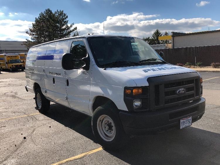 Cargo Van (Panel Van)-Light and Medium Duty Trucks-Ford-2014-E250-OAKWOOD VILLAGE-OH-58,747 miles-$20,500