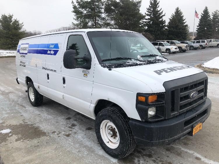 Cargo Van (Panel Van)-Light and Medium Duty Trucks-Ford-2014-E250-OAKWOOD VILLAGE-OH-81,963 miles-$18,750
