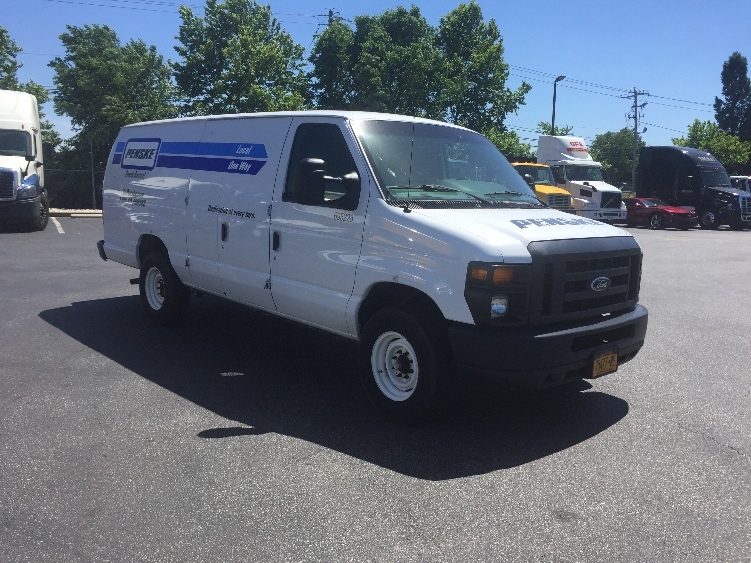 Cargo Van (Panel Van)-Light and Medium Duty Trucks-Ford-2014-E250-MILFORD-DE-82,223 miles-$19,500
