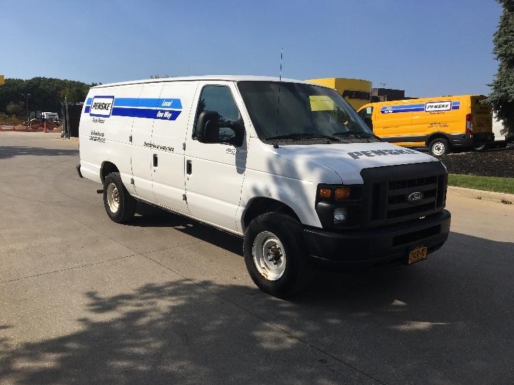 Cargo Van (Panel Van)-Light and Medium Duty Trucks-Ford-2014-E250-OAKWOOD VILLAGE-OH-83,990 miles-$17,750