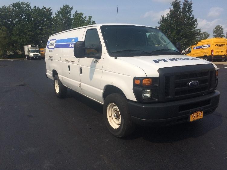 Cargo Van (Panel Van)-Light and Medium Duty Trucks-Ford-2014-E250-BUFFALO-NY-60,827 miles-$20,250