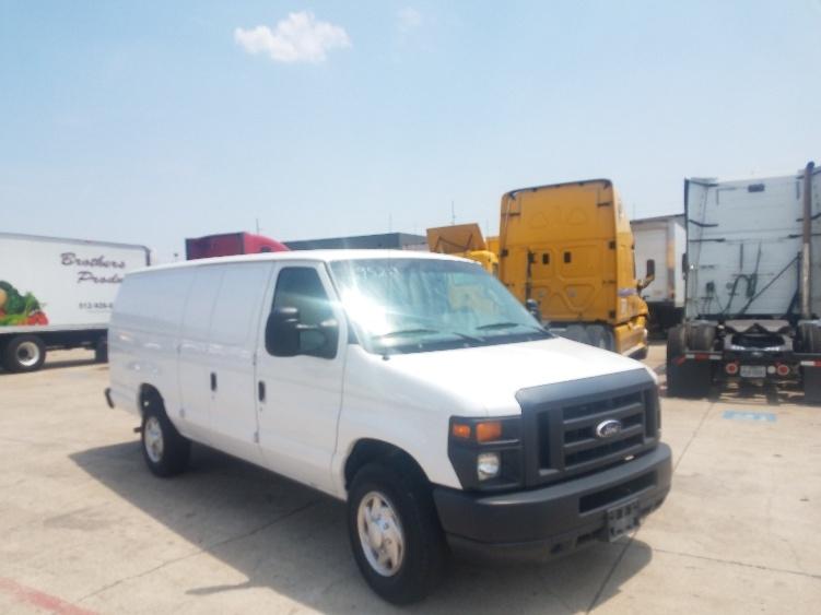Cargo Van (Panel Van)-Light and Medium Duty Trucks-Ford-2014-E250-GARLAND-TX-59,765 miles-$22,000