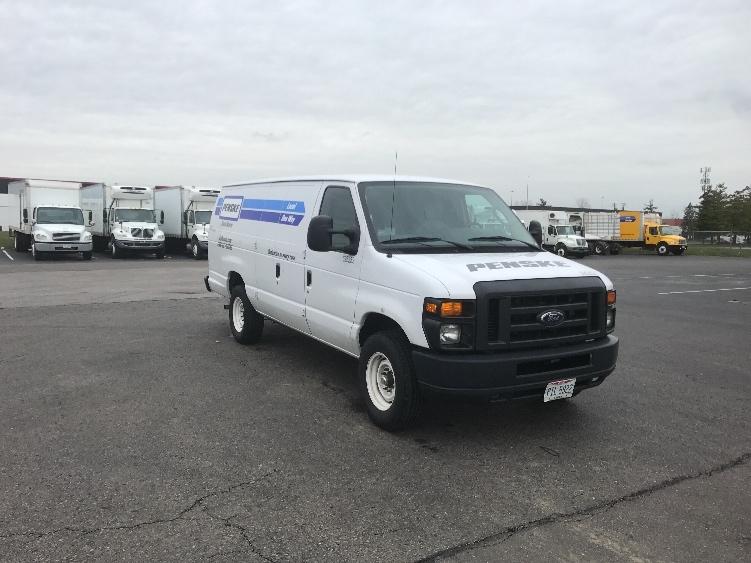 Cargo Van (Panel Van)-Light and Medium Duty Trucks-Ford-2014-E250-CINCINNATI-OH-85,017 miles-$18,250