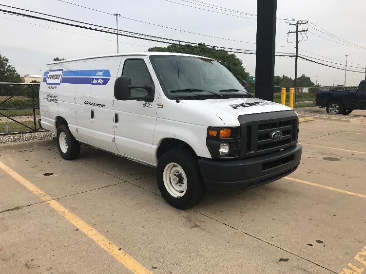 Cargo Van (Panel Van)-Light and Medium Duty Trucks-Ford-2014-E250-ALLEN PARK-MI-51,495 miles-$21,250