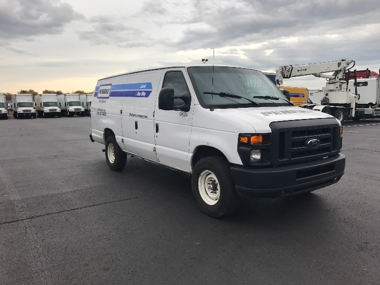 Cargo Van (Panel Van)-Light and Medium Duty Trucks-Ford-2014-E250-ALLEN PARK-MI-93,331 miles-$17,000