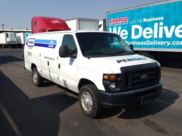 Cargo Van (Panel Van)-Light and Medium Duty Trucks-Ford-2014-E250-PHOENIX-AZ-95,655 miles-$17,750