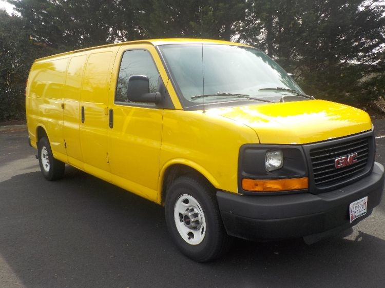 Cargo Van (Panel Van)-Light and Medium Duty Trucks-GMC-2014-Savana G23705-CAPITOL HEIGHTS-MD-129,944 miles-$13,250