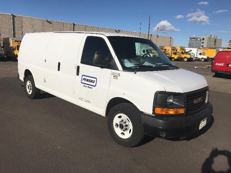 Cargo Van (Panel Van)-Light and Medium Duty Trucks-GMC-2014-Savana G23705-AURORA-CO-118,589 miles-$16,000