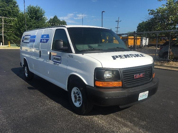 Cargo Van (Panel Van)-Light and Medium Duty Trucks-GMC-2014-Savana G23705-KANSAS CITY-MO-93,726 miles-$17,750