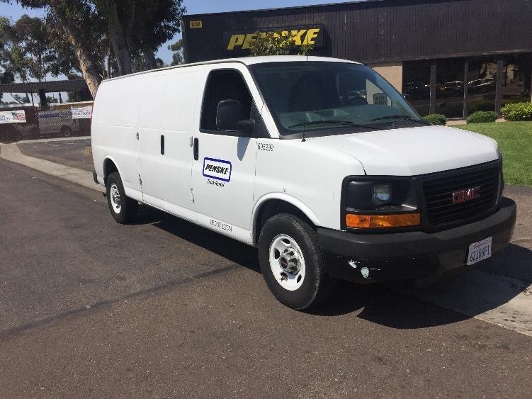 Cargo Van (Panel Van)-Light and Medium Duty Trucks-GMC-2014-Savana G23705-TORRANCE-CA-83,017 miles-$18,500