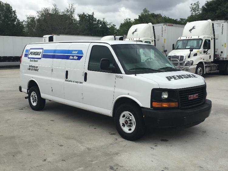 Cargo Van (Panel Van)-Light and Medium Duty Trucks-GMC-2014-Savana G23705-TAMPA-FL-71,069 miles-$20,000