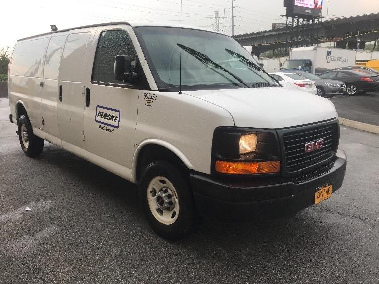 Cargo Van (Panel Van)-Light and Medium Duty Trucks-GMC-2014-Savana G23705-NORTH BERGEN-NJ-57,771 miles-$22,000