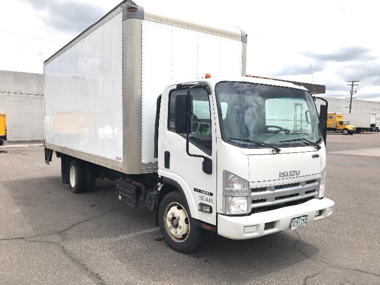 Medium Duty Box Truck-Light and Medium Duty Trucks-Isuzu-2014-NRR-DENVER-CO-127,893 miles-$32,250