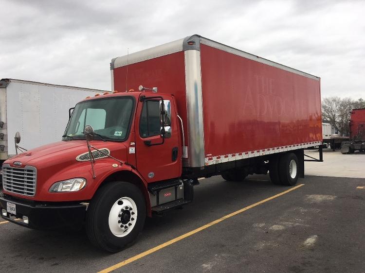 Medium Duty Box Truck-Light and Medium Duty Trucks-Freightliner-2015-M2-HAMMOND-LA-183,134 miles-$39,250