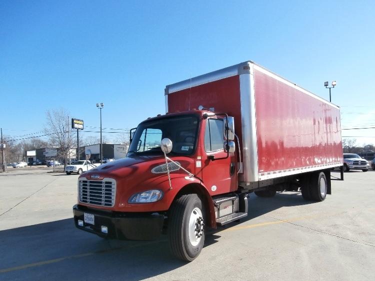Medium Duty Box Truck-Light and Medium Duty Trucks-Freightliner-2015-M2-BATON ROUGE-LA-127,700 miles-$52,000