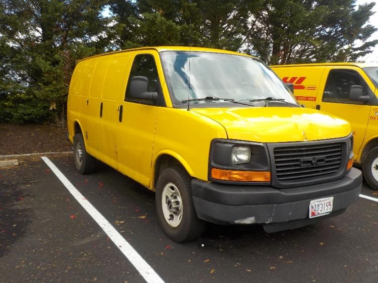 Cargo Van (Panel Van)-Light and Medium Duty Trucks-GMC-2014-Savana G23405-CAPITOL HEIGHTS-MD-89,065 miles-$16,500
