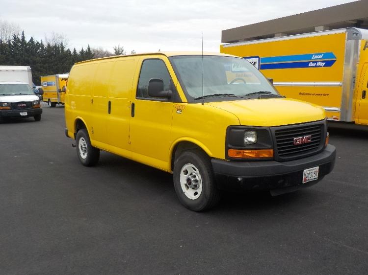 Cargo Van (Panel Van)-Light and Medium Duty Trucks-GMC-2014-Savana G23405-CAPITOL HEIGHTS-MD-132,895 miles-$12,000