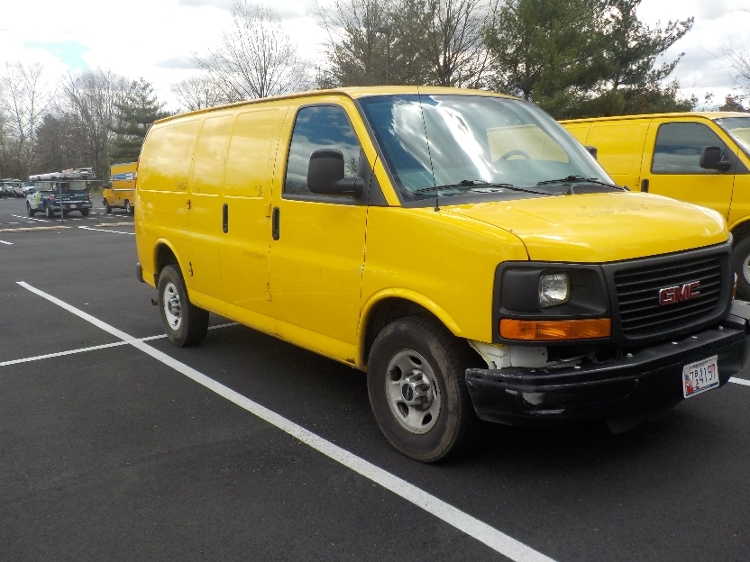 Cargo Van (Panel Van)-Light and Medium Duty Trucks-GMC-2014-Savana G23405-CAPITOL HEIGHTS-MD-97,068 miles-$15,750