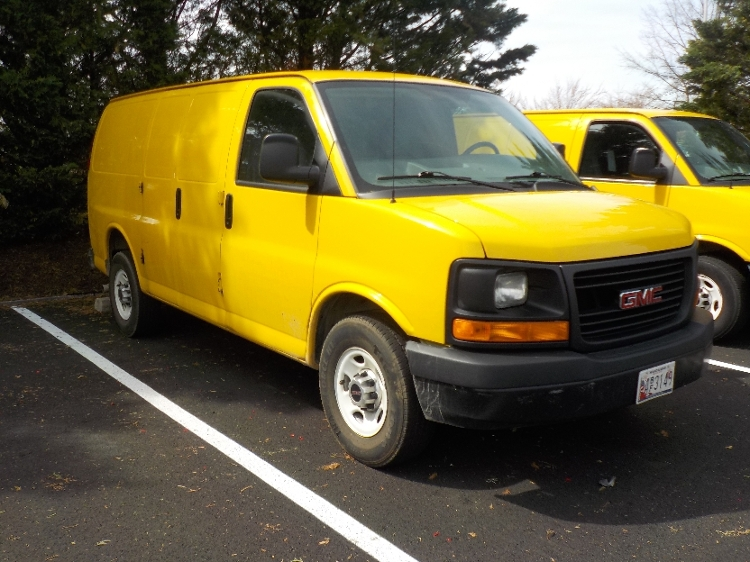 Cargo Van (Panel Van)-Light and Medium Duty Trucks-GMC-2014-Savana G23405-CAPITOL HEIGHTS-MD-89,707 miles-$16,250