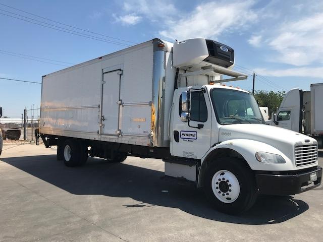 Reefer Truck-Light and Medium Duty Trucks-Freightliner-2015-M2-HOUSTON-TX-203,397 miles-$50,250