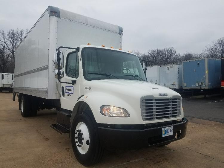 Medium Duty Box Truck-Light and Medium Duty Trucks-Freightliner-2015-M2-JACKSON-TN-143,527 miles-$52,500