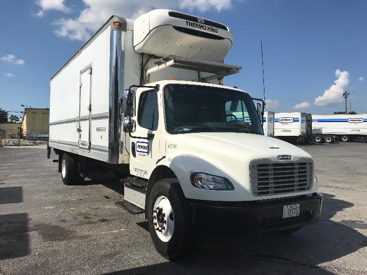 Reefer Truck-Light and Medium Duty Trucks-Freightliner-2015-M2-CONYERS-GA-322,714 miles-$35,250